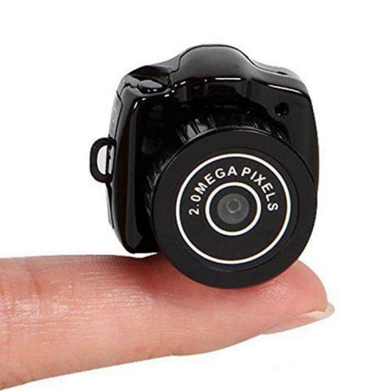 Самая маленькая видеокамера в мире MINI CAMCORDER Y2000