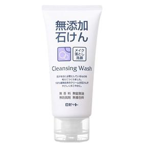 Очищающая пенка для снятия макияжа ROSETTE на основе натурального мыла для чувствительной кожи, без парабенов и отдушки, туба 120 г.
