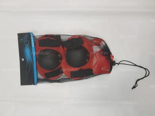 Комплект защиты для гироскутера Красный