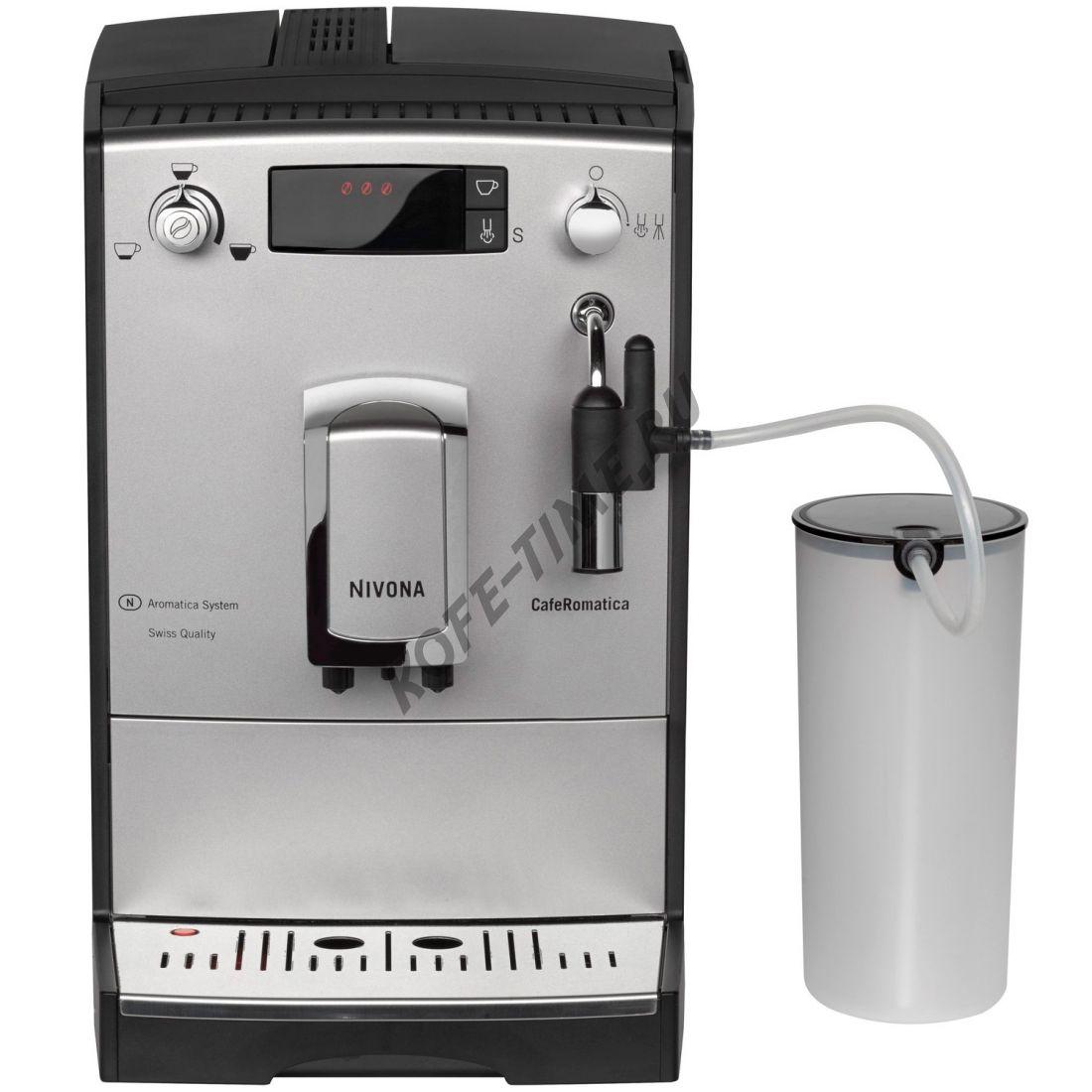Кофемашина Nivona CafeRomatica 656