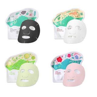 Маска для лица тканевая CIRACLE Jeju Mask 21гр
