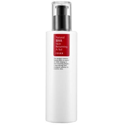Эмульсия для проблемной кожи с bha-кислотой COSRX Natural BHA Skin Returning Emulsion 100мл