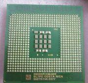 Процессор Intel Xeon 2.8 GHz (SL7PD) - lga604, 90 нм, 1 ядро/1 поток, 2.8 GHz, 800FSB, 103W