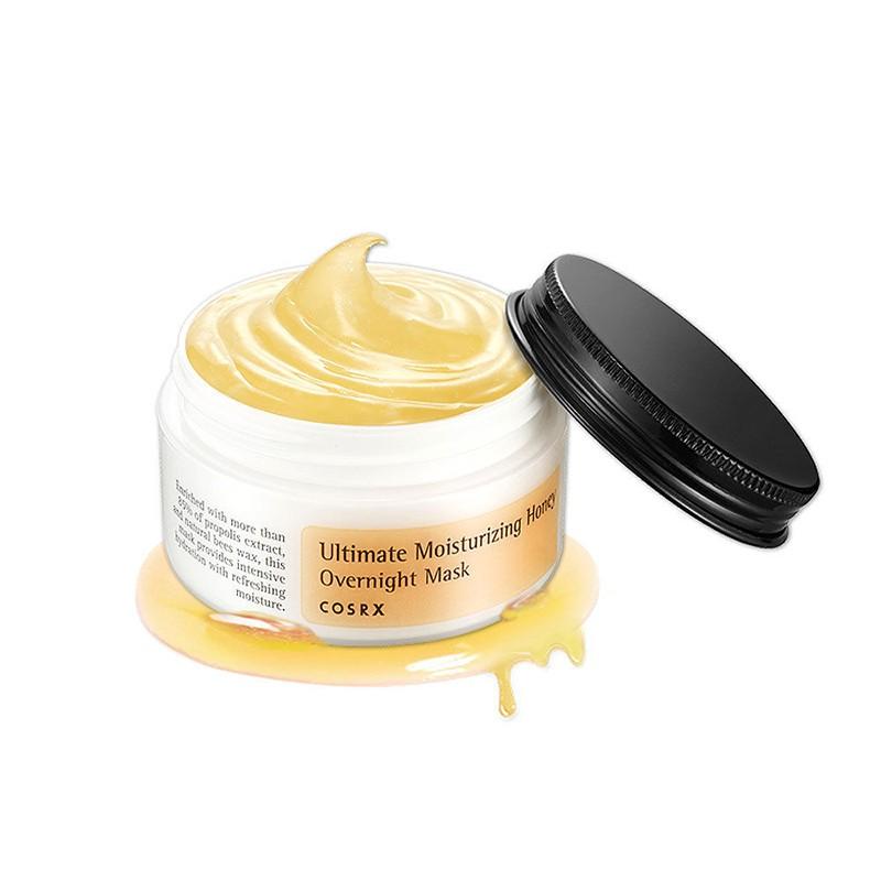Маска-спа ночная питательная с медом COSRX Ultimate Moisturizing Honey Overnight Mask