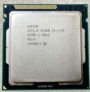Процессор Intel Xeon E3-1270 - lga1155, 32 нм, 4 ядра/8 потока, 3.5-3.9 GHz, 69W [9481]