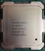 Процессор Intel Xeon E5-2623-v4 - lga2011-3, 14 нм, 4 ядер/8 потоков, 2.6-3.2 GHz, 85W [8061]