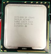 Процессор Intel Xeon E5645 - lga1366, 32 нм, 6 ядра/12 потоков, 2.4-2.7 GHz [6487]