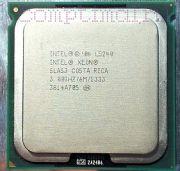 Процессор Intel Xeon L5240 - lga771, 45 нм, 2 ядра/2 потока, 3.0 GHz, 1333FSB, 40W [2271]