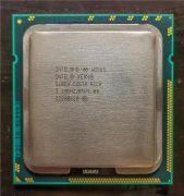 Процессор Intel Xeon W3565 - lga1366, 45 нм, 4 ядра/8 потоков, 3.2-3.46 GHz, 130W [5946]