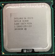 Процессор Intel Xeon X5470 - lga771, 45 нм, 4 ядра/4 потока, 3.3 GHz, 1333FSB [4693]