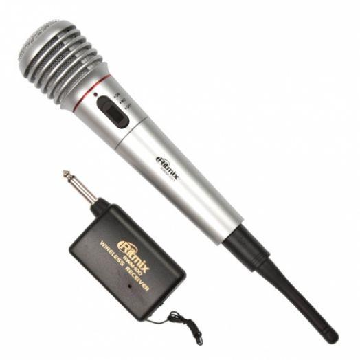 Караоке Микрофон RWM-100 Titan (серый)