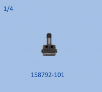 Иглодержатель BROTHER 158792-101 1/4 -3(Для лёгких материалов) (LT2-B842) (STRONG)