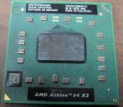 Процессор мобильный AMD Athlon 64 X2 TK-55 - S1, 2 ядра/2 потока, 1.7 GHz, TDP-31W [955]