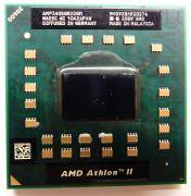 Процессор мобильный AMD Athlon II P360 - S1, 2 ядра/2 потока, 2.3 GHz, TDP-25W [1319]