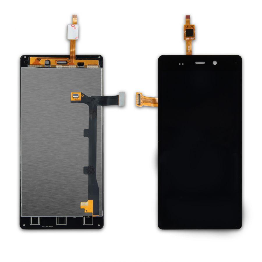 LCD (Дисплей) Fly IQ453 Quad Luminor FHD (в сборе с тачскрином) (black) Оригинал