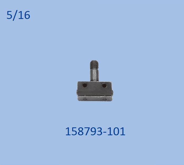 Иглодержатель BROTHER 158793-101 5/16 -3(Для лёгких материалов) (LT2-B842) (STRONG)