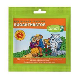Биоактиватор «Счастливый дачник», 30 гр.