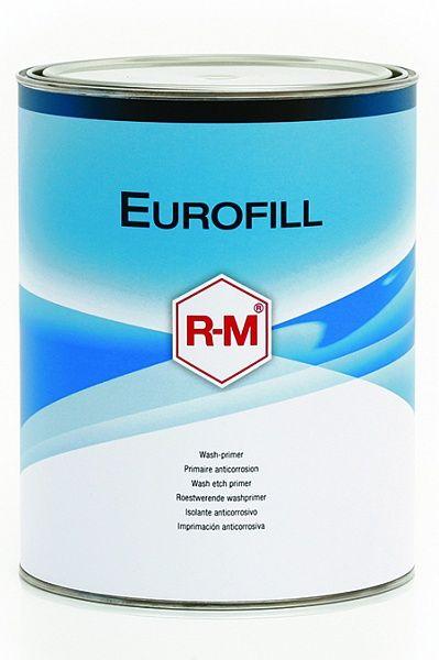 RM EUROFILL антикоррозионный протравливающий грунт, 1л.