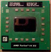 Процессор мобильный AMD Turion 64 X2 TL-60 - S1, 2 ядра/2 потока, 2.0 GHz, TDP-31W [986]