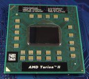 Процессор мобильный AMD Turion II P540 - S1, 2 ядра/2 потока, 4.4 GHz, TDP-35W [1499]