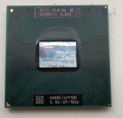 Процессор мобильный Intel Core Extreme X9100 (SLB48) - 478, 45 нм, 2 ядра/2 потока, 3.06 GHz, FSB-1066 MHz, TDP-44W