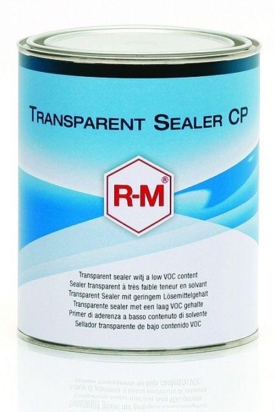 RM TRANSPARENT SEALER CP 2-компонентный прозрачный адгезионный грунт, 1л.