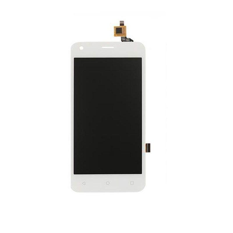 LCD (Дисплей) Fly FS454 Nimbus 8 (в сборе с тачскрином) (white) Оригинал