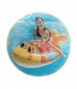 Детский надувной плотик INTEX 59380 Рыбка