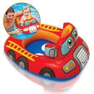 Надувной круг с трусиками Транспорт INTEX 59586