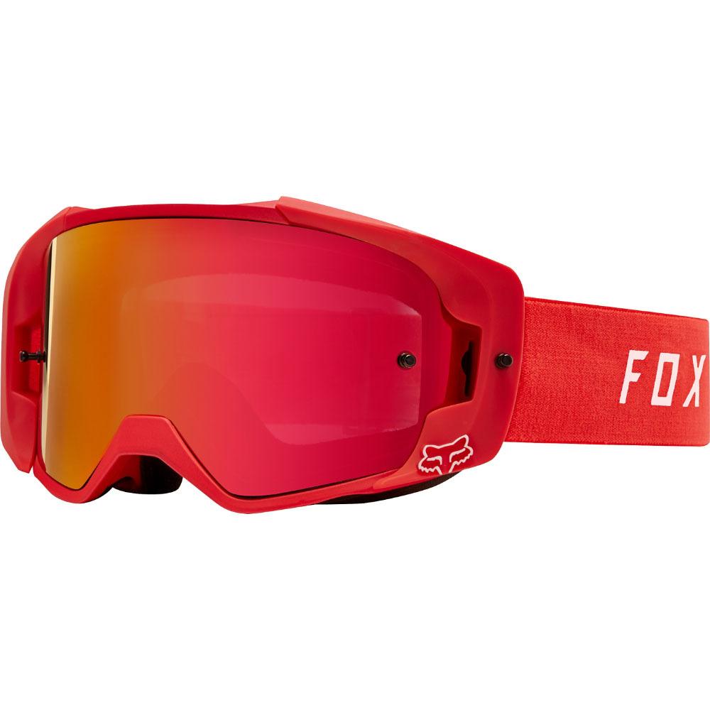Fox - 2020 Vue Red очки, красные