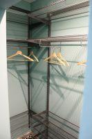 Гардеробная комната в прихожей