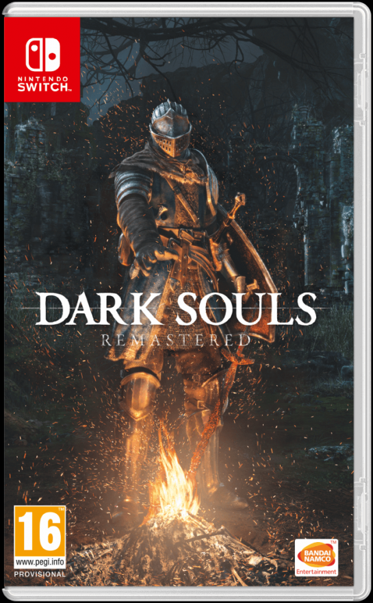 Игра Dark Souls : Remastered (Nintendo Switch)
