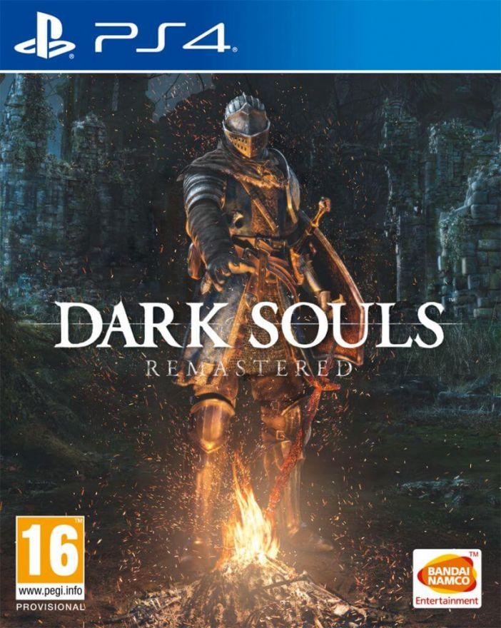 Игра Dark Souls : Remastered (PS4)