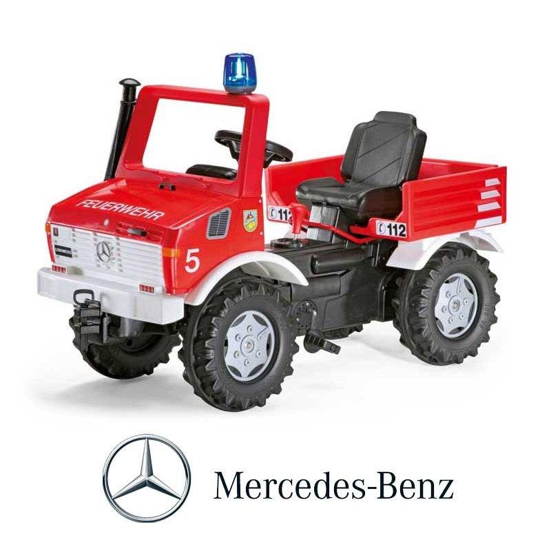 Машина пожарная Rolly Toys  Farm Trac 036639