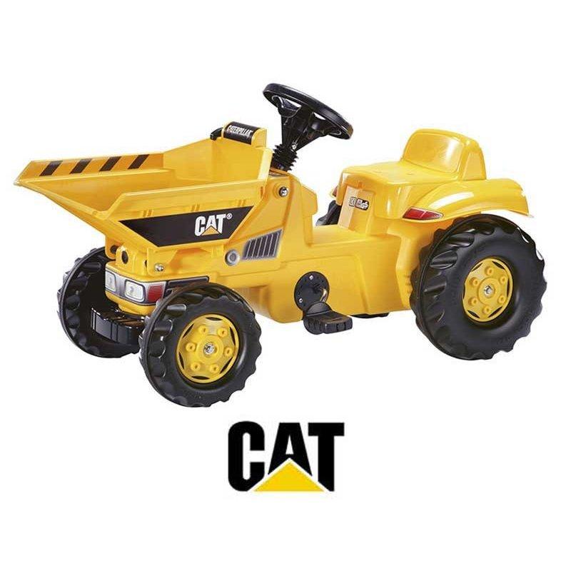 Трактор педальный Rolly Toys CAT 024179
