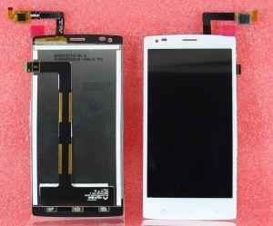 LCD (Дисплей) Fly IQ4505 ERA Life 7 Quad (в сборе с тачскрином) (white) Оригинал