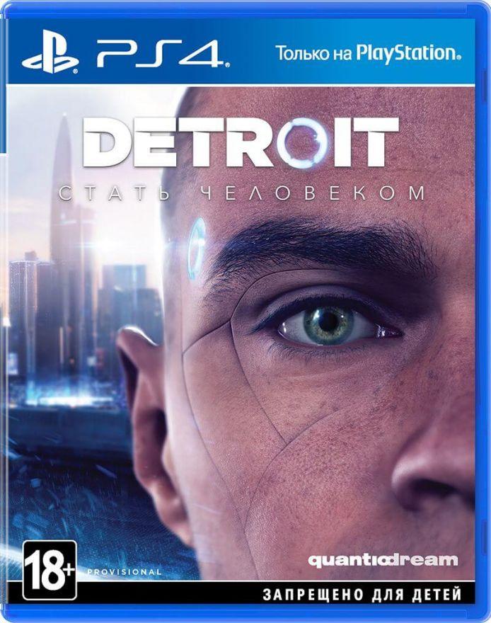 Игра Detroit : Стать человеком (PS4)