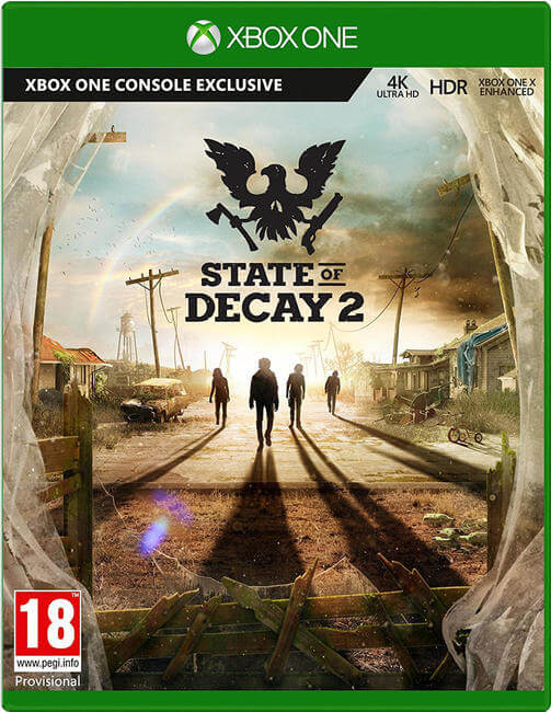 Игра State Of Decay 2 (Xbox One) (Б/У)