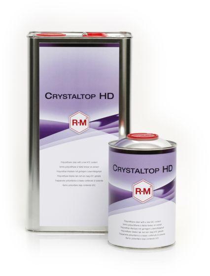 RM CRYSTALTOP лак системы HD, 1л.
