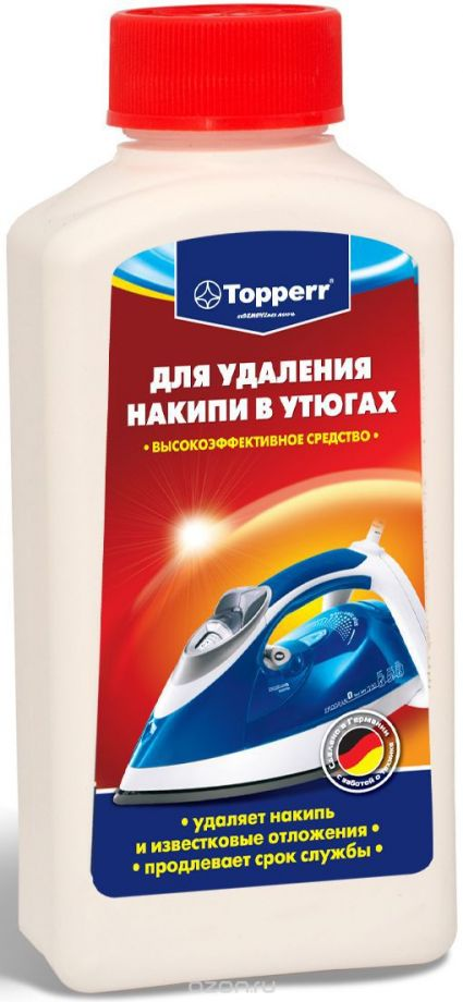 "Средство от накипи для утюгов ""Topperr"", 250 мл (3003)"
