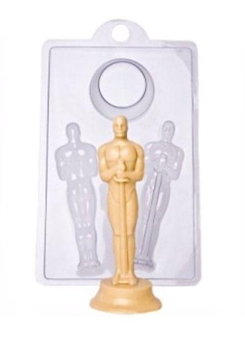 """Пластиковая форма """"Оскар 3д"""""""