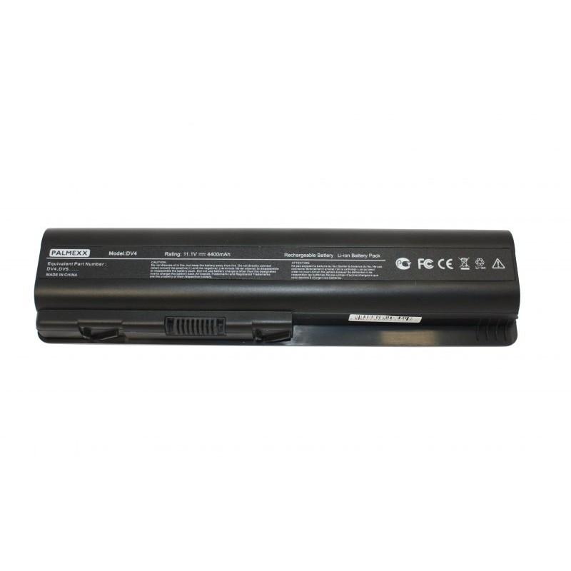 Аккумулятор PALMEXX CQ40 для ноутбука HP Pavilion DV4/DV5-1000/DV6-1000/DV6-2000, Compaq Presario CQ40/CQ45/CQ50/CQ60/CQ61/CQ70 (10,8V-5200mAh)