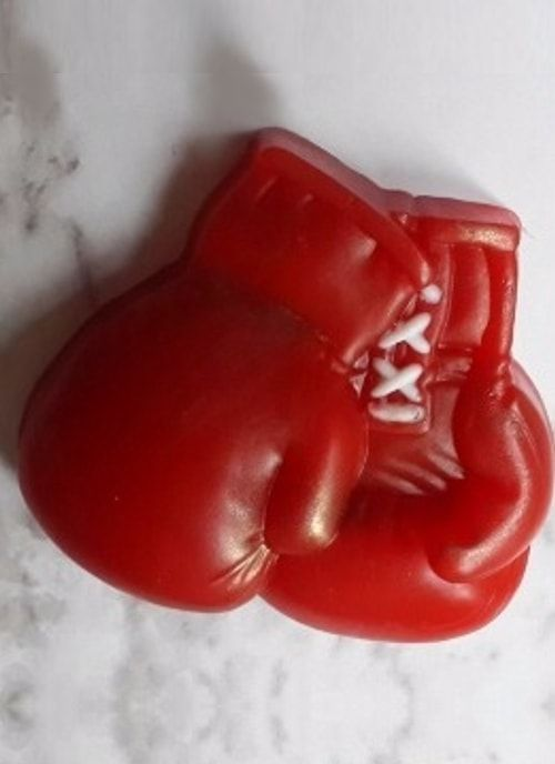 """Пластиковая форма """"Боксерские Перчатки"""""""