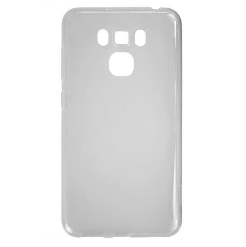 Силиконовый чехол Partner для ASUS ZenFone 3 Max (ZC553KL), прозрачный