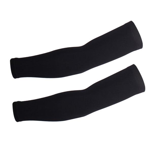 Спортивные рукава (черные)