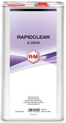 RM RAPIDCLEAR C 2570 Быстрый лак, 1л.