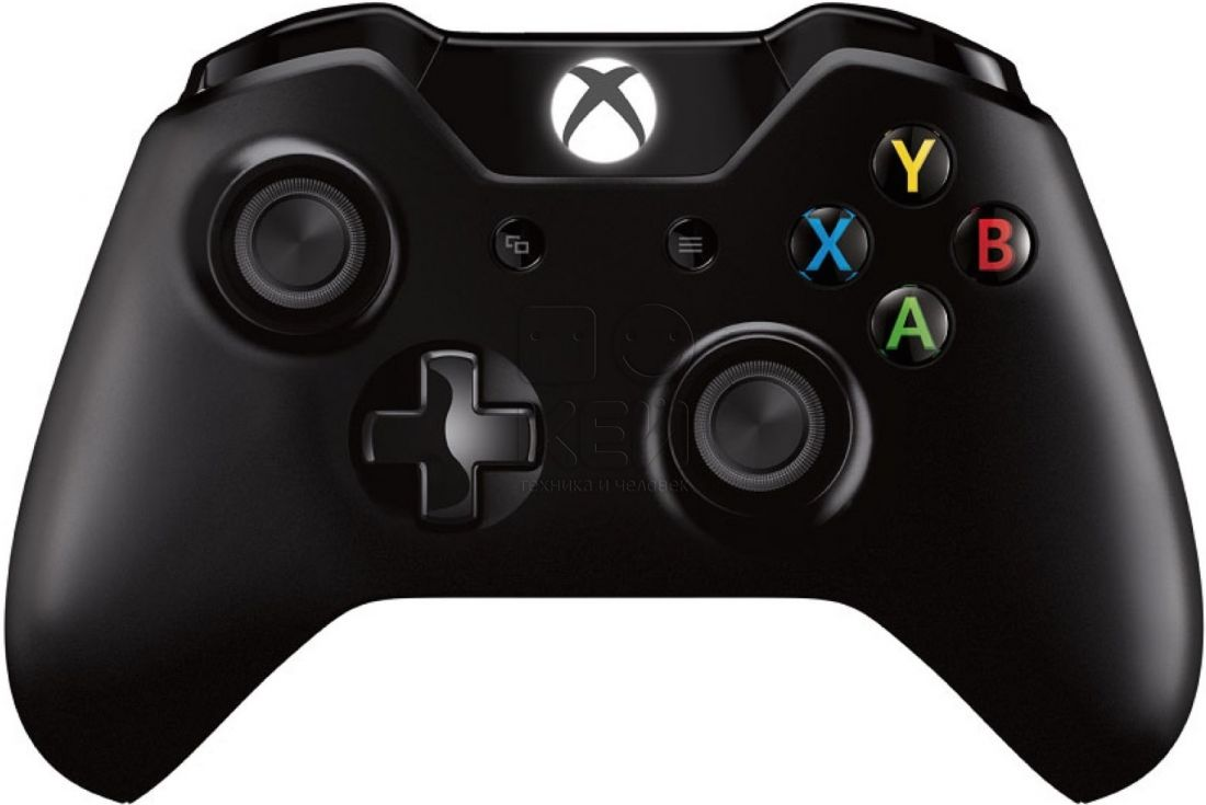 Microsoft Xbox One Wireless Controller ( ОЕМ ) джойстик Black