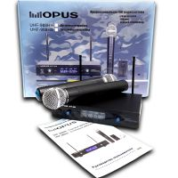 OPUS UHF 988HH Радиосистема 2 микрофона