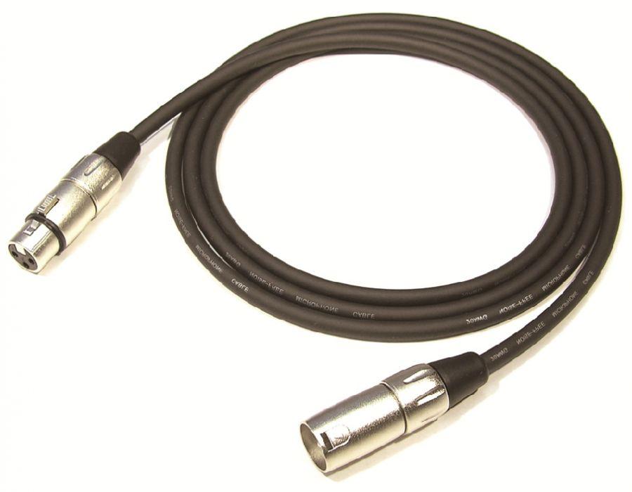 KIRLIN MP-480 6M Микрофонный кабель XLR <-> XLR, 6 м