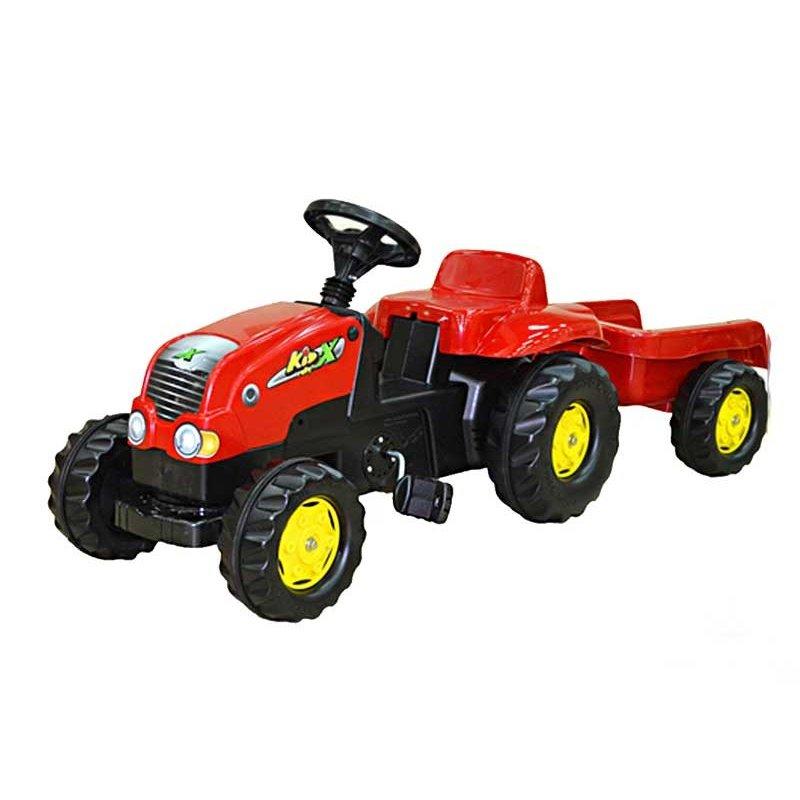Трактор Rolly Toys rollyKid на педалях 012121